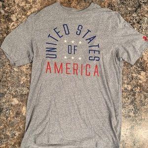 Under Armour Men's USA Tee Shirt